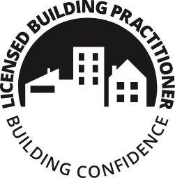 Licensed Building Practitioner logo